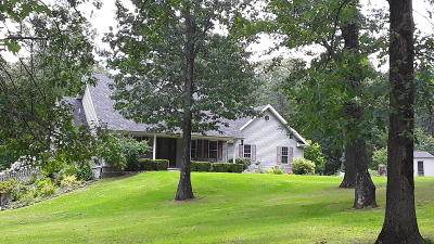 Webster County Single Family Home For Sale: 1113 Indian Grove Lane