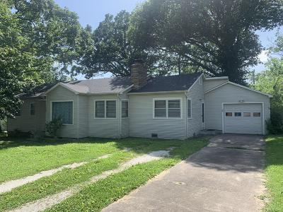 Cassville Single Family Home For Sale: 1660 Presley Drive