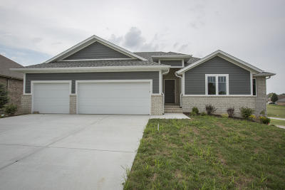 Nixa Single Family Home For Sale: 809 East Twin Maple Court