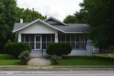 Polk County Single Family Home For Sale: 613 East Broadway