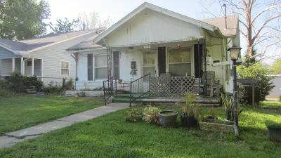 Greene County Multi Family Home For Sale: 809 West Chicago Street