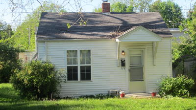 Greene County Multi Family Home For Sale: 805 West Chicago Street