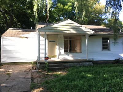 Springfield Single Family Home For Sale: 220 West McGee Street