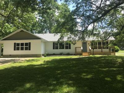 Webster County Single Family Home For Sale: 312 North N Olive St Street
