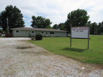 Greene County Commercial For Sale: 324 Us Highway 60 West