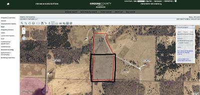 Willard Residential Lots & Land For Sale: 8811 North Bell Valley Lane