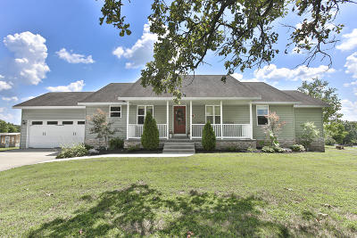 Stone County Single Family Home For Sale: 880 Riverview Road