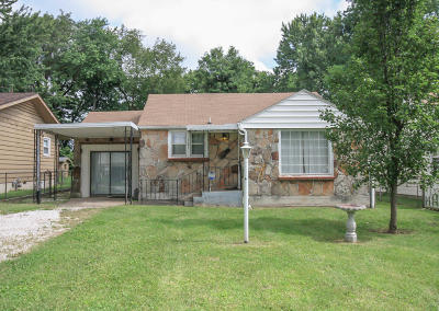Springfield Single Family Home For Sale: 1631 East Blaine Street