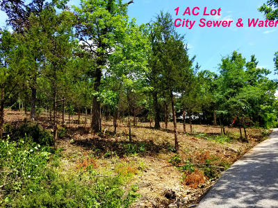 Kimberling City MO Residential Lots & Land For Sale: $34,900