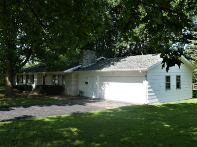Aurora Single Family Home For Sale: 1140 South Porter Avenue