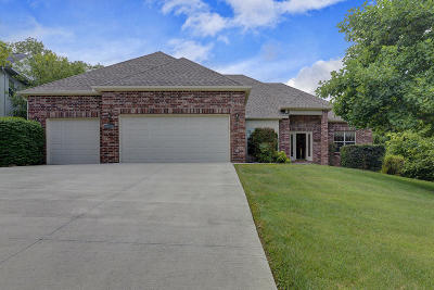 Branson West Single Family Home For Sale: 603 Stoneykirk Circle
