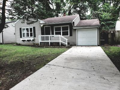Springfield Single Family Home For Sale: 707 South Fairway Avenue