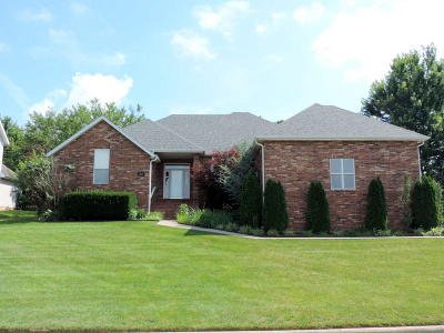 Christian County Single Family Home For Sale: 783 Rippling Creek Road