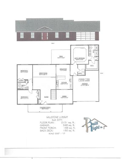 Branson West Single Family Home For Sale: Tbd Bethany Lot 227 Lane
