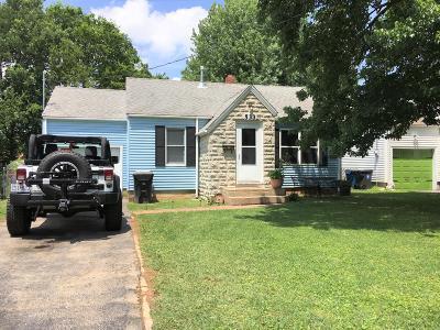Springfield Single Family Home For Sale: 533 East Cherokee Street