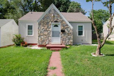 Springfield Single Family Home For Sale: 2517 West Walnut Street