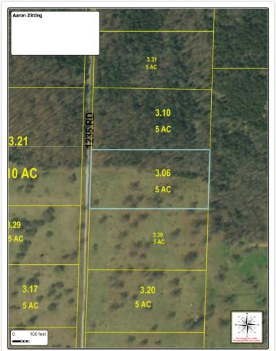 Cedar County Residential Lots & Land For Sale: 1 1235 Road
