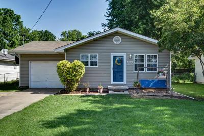 Springfield Single Family Home For Sale: 2609 East Atlantic Street
