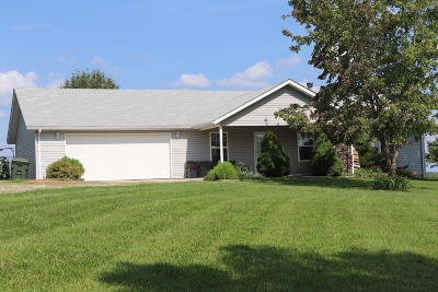 Webster County Single Family Home For Sale: 2178 Givens Branch Road