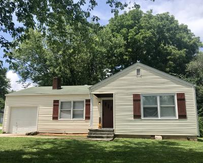 Springfield Single Family Home For Sale: 1651 South Broadway Avenue
