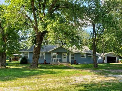Cedar County Single Family Home For Sale: 21685 Mo-215