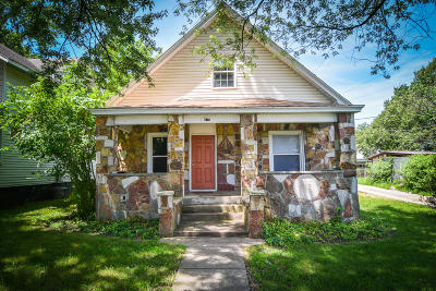 Springfield Single Family Home For Sale: 915 North Nettleton Avenue