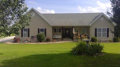 Single Family Home For Sale: 2834 County Road 4990