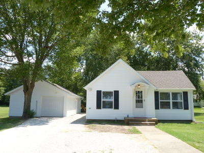 Webster County Single Family Home For Sale: 526 South Pine Street