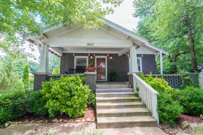 Springfield Single Family Home For Sale: 1600 South Jefferson Avenue