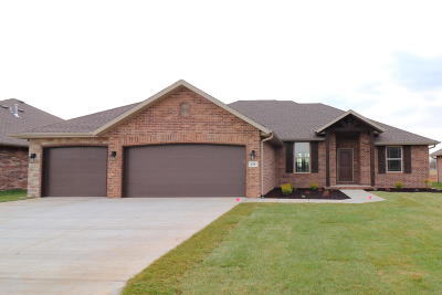 Greene County Single Family Home For Sale: 3418 South Valley View Drive #Lot 39