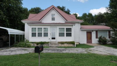 Dade County Single Family Home For Sale: 504 Broad Street
