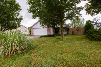 Nixa MO Single Family Home For Sale: $159,900