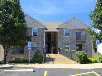 Branson  Condo/Townhouse For Sale: 151 Vixen Circle #B