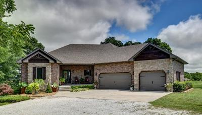 Single Family Home For Sale: 11895 West Farm Road 64