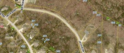 Branson West Residential Lots & Land For Sale: Lot 204 Jackson Lane
