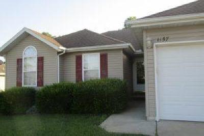 Nixa, Ozark Single Family Home For Auction: 1157 Mahogany Road