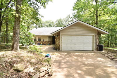 Stone County Single Family Home For Sale: 153 Relic Road