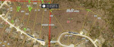 Branson West Residential Lots & Land For Sale: Lot 226 Bethany Lane