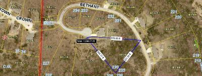 Branson West Residential Lots & Land For Sale: Lot 230 Bethany Lane