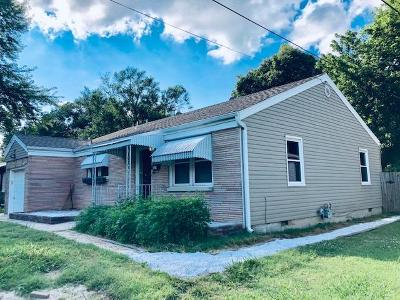 Springfield MO Single Family Home For Sale: $104,900