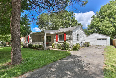 Springfield Single Family Home For Sale: 433 West Tracy Street