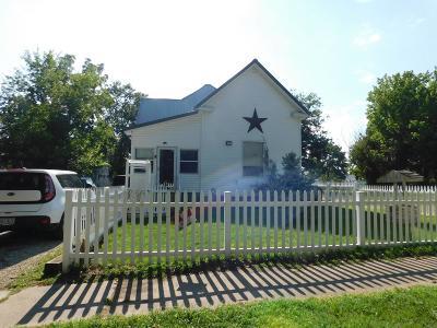 Monett Single Family Home For Sale: 604 7th Street