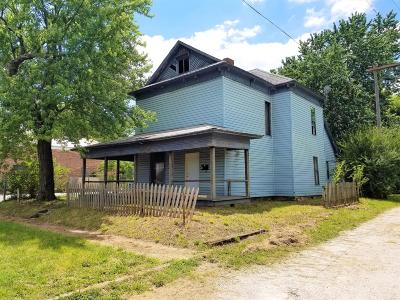 Springfield Single Family Home For Sale: 1841 North Broadway Avenue