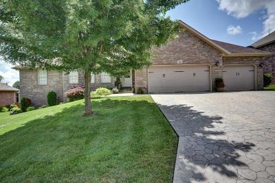 Nixa Single Family Home For Sale: 846 East Country Ridge Street