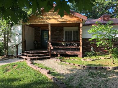 Reeds Spring Single Family Home For Sale: 3470/3532 Keystone Road