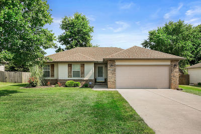 Springfield MO Single Family Home For Sale: $143,900