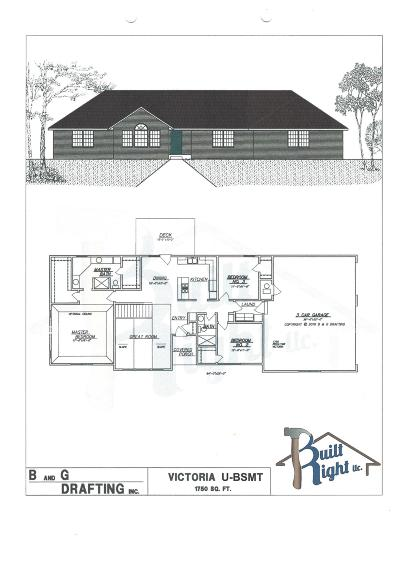 Branson West, Reeds Spring Single Family Home For Sale: Tbd Bethany (Lot 225)