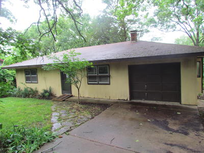 Branson Single Family Home For Sale: 1801 Boswell Avenue