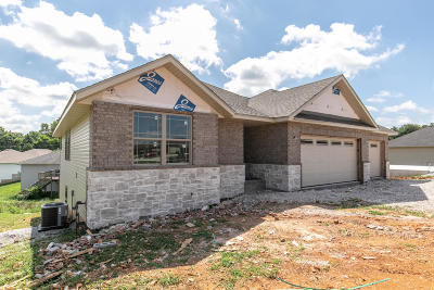 Nixa MO Single Family Home For Sale: $309,900