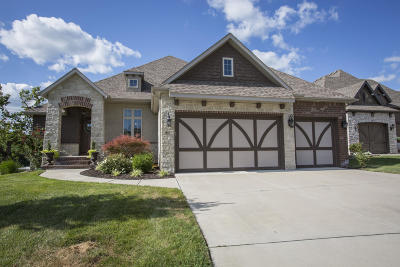 Nixa MO Single Family Home For Sale: $549,900